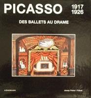 Picasso 1917-1926 - Des ballets au drame