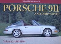 Porsche 911 and Derivatives 1981 - 1994