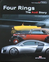 Four Rings The Audi Story