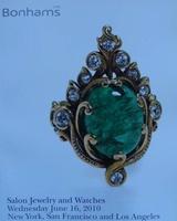 Bonhams - Salon Jewelry and Watches June 16, 2010