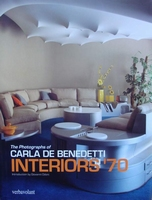 Interiors '70 - The Photographs of Carla de Benedetti