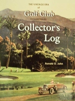 The vintage era of Golf Club Collectibles - Collector's Log