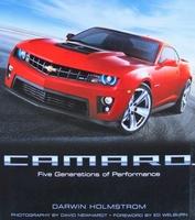 Camaro - Five Generations of Performance