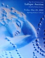 Auction Catalog - Lalique - May 20, 2005
