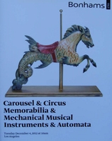 Bonhams Auction Catalog - Carousel