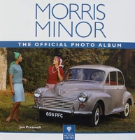 Morris Minor - The Official Photo Album