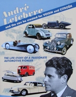 André Lefebvre, and the cars he created at Voisin & Citroën