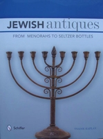 Jewish Antiques - From Menorahs to Seltzer Bottles