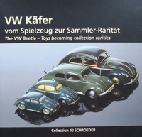 The VW Beetle - Toys becoming collection rarities