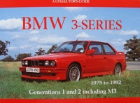 BMW 3-series 1975 to 1992 - Generations 1 & 2 including M3