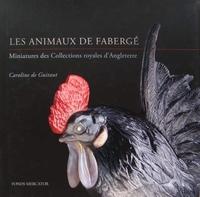 Les animaux de Fabergé