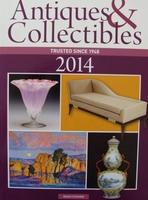 Warman's Antiques & Collectibles 2014 Price Guide