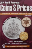 2014 North American Coins & Prices