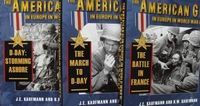 3 Volumes : The American GI in Europe in World War II
