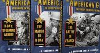 3 Volumes : The American GI in Europe in World War II