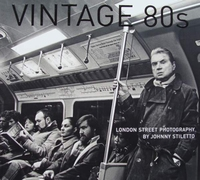 Vintage 80s - London Street Photography