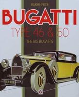 Bugatti Type 46 & 50 - The Big Bugattis