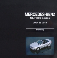 Mercedes-Benz SL – R230 series 2001 to 2011