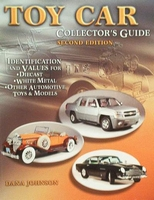 Toy Car Collector's Guide 2nd Edition Price Guide