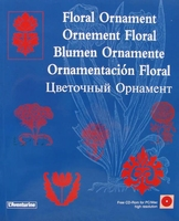 Floral Ornament  - Library of Ornament