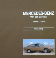 Mercedes-Benz W123-series – All models 1976 to 1986