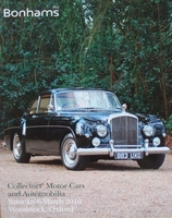 Bonhams - Collector's Motor Cars and Automobilia