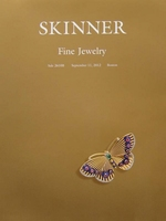 Skinner Auction Catalog - Fine Jewelry - September 11, 2012