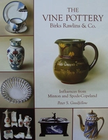 The Vine Pottery - Birks Rawlins & Co