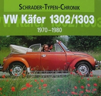 VW Käfer 1302/1303 - 1970 - 1980