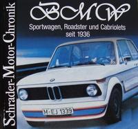 BMW - Sportwagen, Roadster und Cabriolets - seit 1936