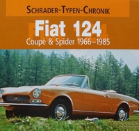 Fiat 124 - Coupe & Spider 1966-1985
