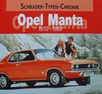 Opel Manta - 1970 - 1988