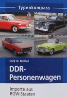 DDR Personenwagen - Importe aus RGW-Staaten