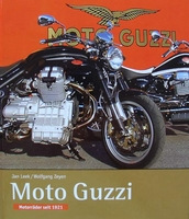 Moto Guzzi - Motorräder seit 1921