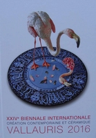 Création contemporaine et céramique Vallauris 2016