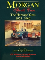 Morgan Sports Cars The Heritage Years 1954-1960