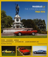 Maserati - The Citroën Years 1968 - 1975