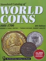 Standard Catalog of World Coins, 1601-1700