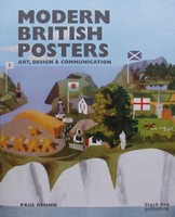 Modern British Posters - Art, Design & Communication