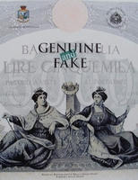 Genuine and Fake - Coins, Banknotes, and Electronic Money
