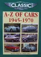 A-Z of Cars 1945-1970