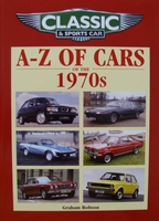 A-Z of Cars of the 1970s
