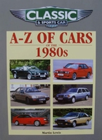 A-Z of Cars of the 1980s