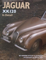 Jaguar XK120 In Detail