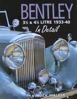 Bentley 3½ & 4¼ Litre In Detail