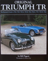 Original Triumph TR - The Restorer's Guide