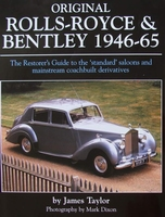 Original Rolls-Royce & Bentley 1946-65