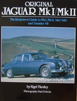 Original Jaguar MkI/MkII - The Restorer's Guide