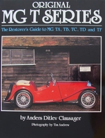 Original MG T Series - The Restorer's Guide