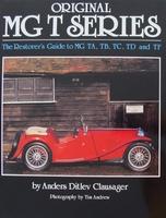 Original MG T Series - The Restorer's Guide